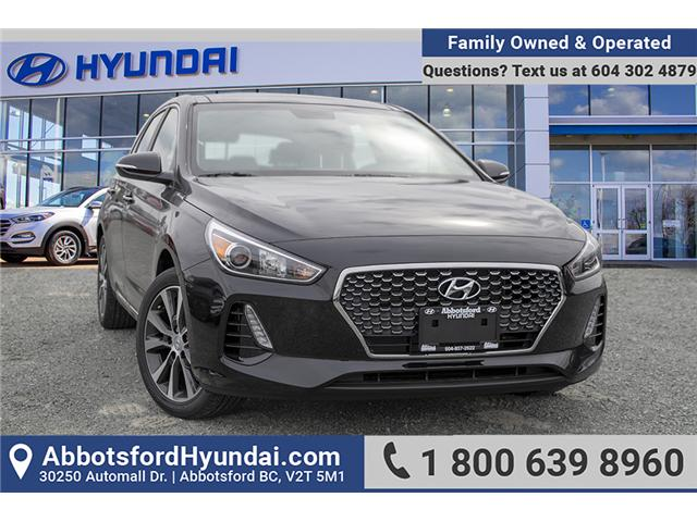 2019 Hyundai Elantra GT Luxury (Stk: KE103608) in Abbotsford - Image 1 of 30