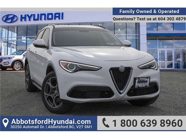 2018 Alfa Romeo Stelvio Base (Stk: KE826302A) in Abbotsford - Image 1 of 30
