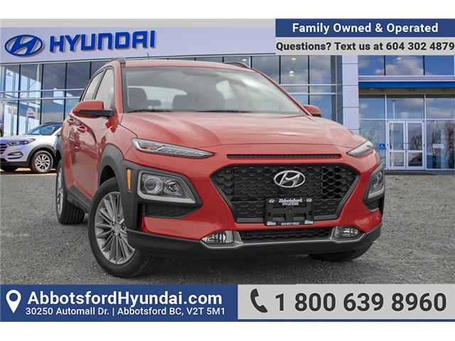 2019 Hyundai KONA 2.0L Preferred (Stk: KK328230) in Abbotsford - Image 1 of 30