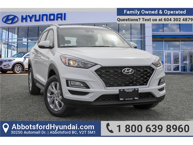 2019 Hyundai Tucson Preferred (Stk: KT968463) in Abbotsford - Image 1 of 30