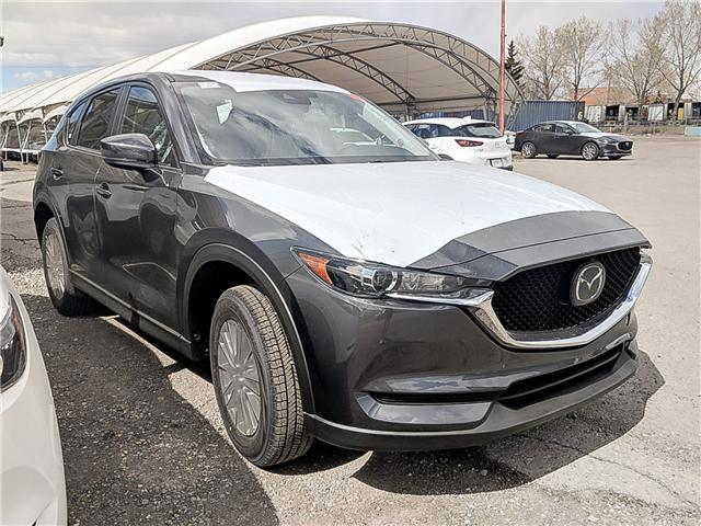 2019 Mazda CX-5 GS (Stk: H1756) in Calgary - Image 1 of 1