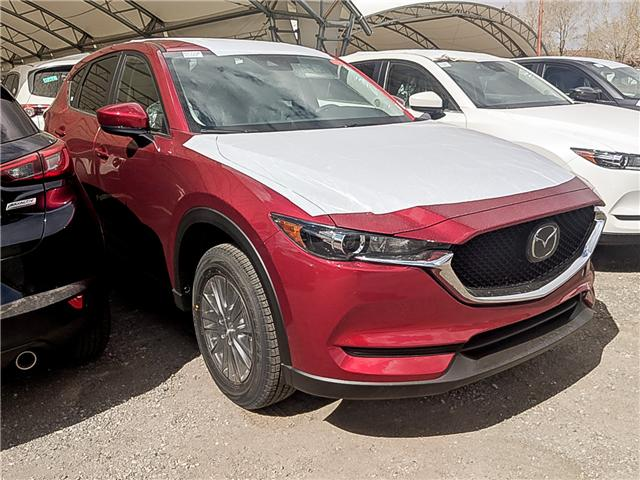 2019 Mazda CX-5 GS (Stk: H1760) in Calgary - Image 1 of 1