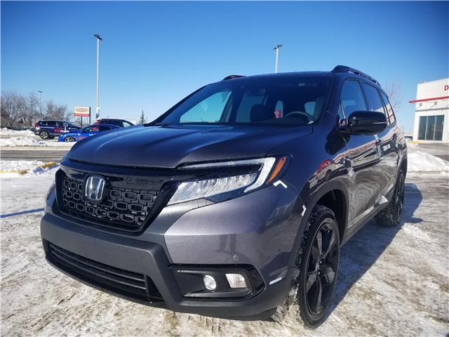 2019 Honda Passport Touring (Stk: 2190711) in Calgary - Image 1 of 11