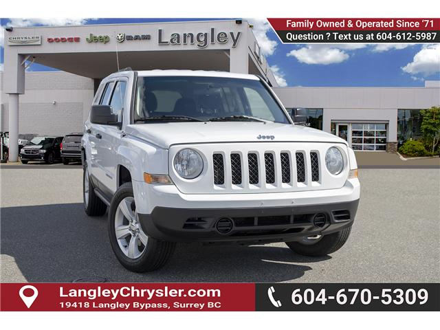 2014 Jeep Patriot Sport/North (Stk: EE901500A) in Surrey - Image 1 of 23