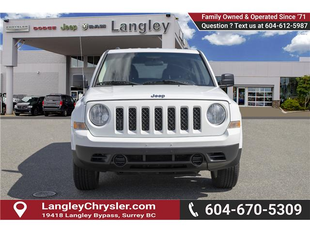 2014 Jeep Patriot Sport/North (Stk: EE901500A) in Surrey - Image 2 of 23