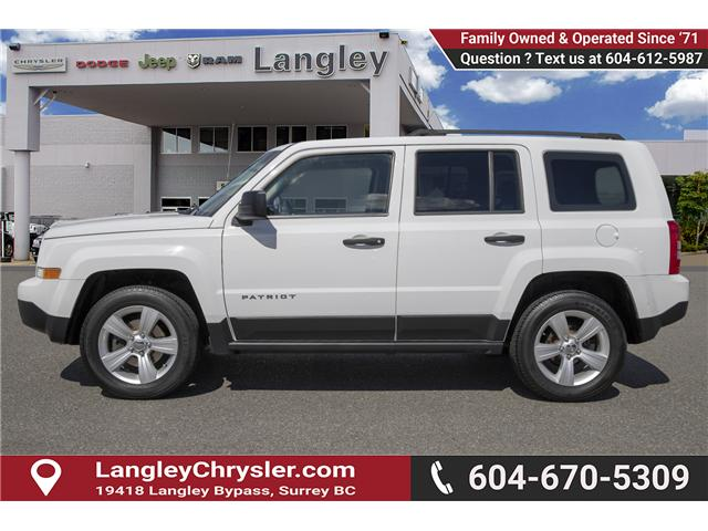 2014 Jeep Patriot Sport/North (Stk: EE901500A) in Surrey - Image 4 of 23