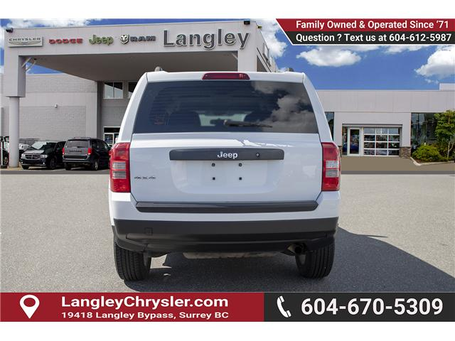 2014 Jeep Patriot Sport/North (Stk: EE901500A) in Surrey - Image 5 of 23