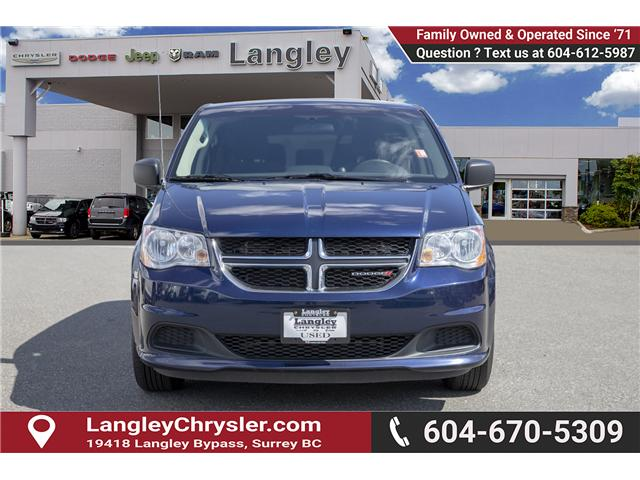 2017 Dodge Grand Caravan CVP/SXT (Stk: EE902420) in Surrey - Image 2 of 23
