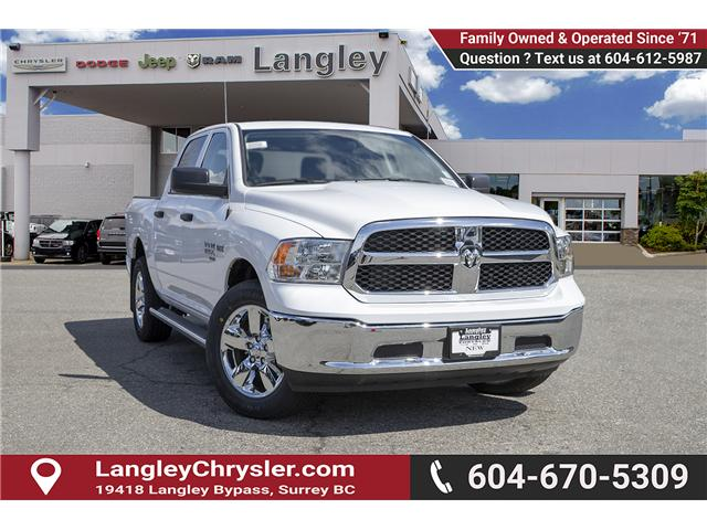 2019 RAM 1500 Classic ST (Stk: K602854) in Surrey - Image 1 of 25