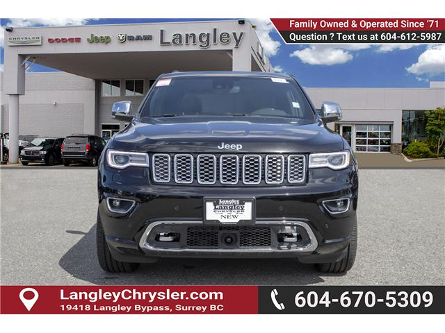2019 Jeep Grand Cherokee Overland (Stk: K680423) in Surrey - Image 2 of 27