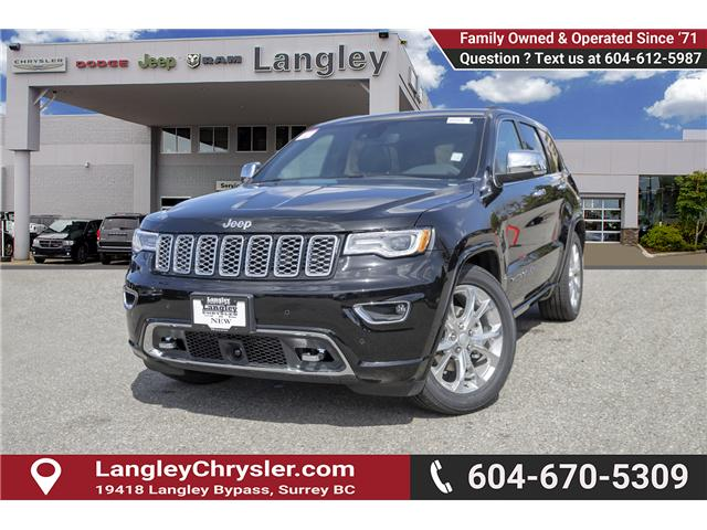 2019 Jeep Grand Cherokee Overland (Stk: K680423) in Surrey - Image 3 of 27
