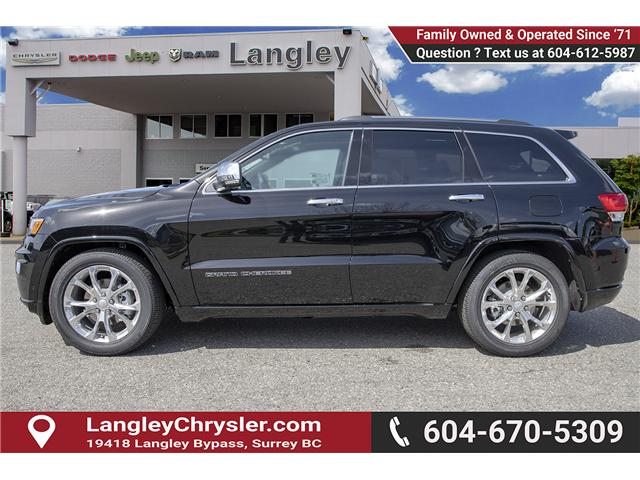2019 Jeep Grand Cherokee Overland (Stk: K680423) in Surrey - Image 4 of 27