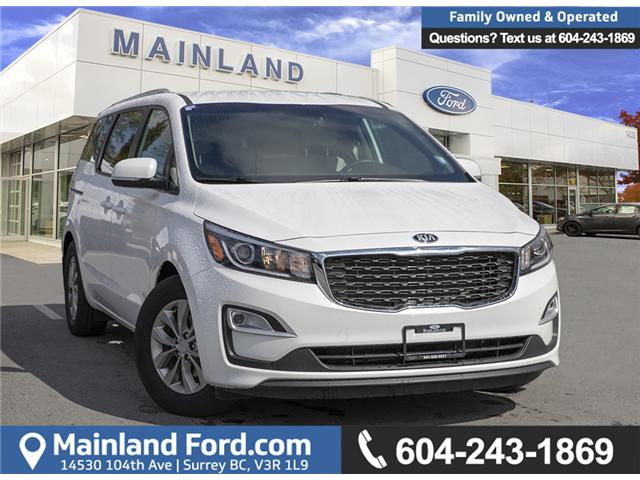 2019 Kia Sedona LX (Stk: P5735) in Surrey - Image 1 of 25