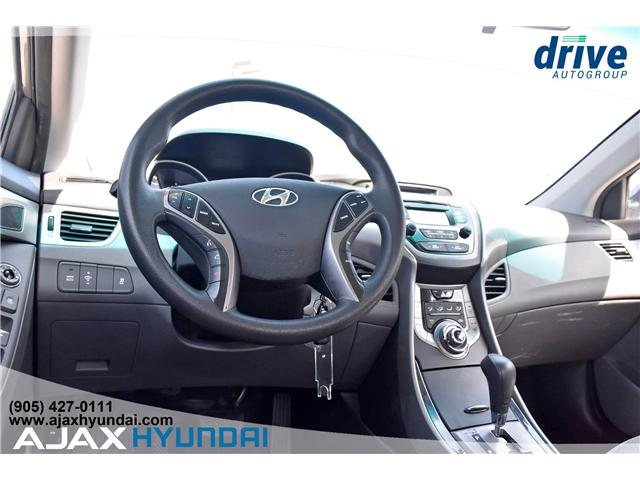 2013 Hyundai Elantra GL (Stk: 19583A) in Ajax - Image 2 of 22