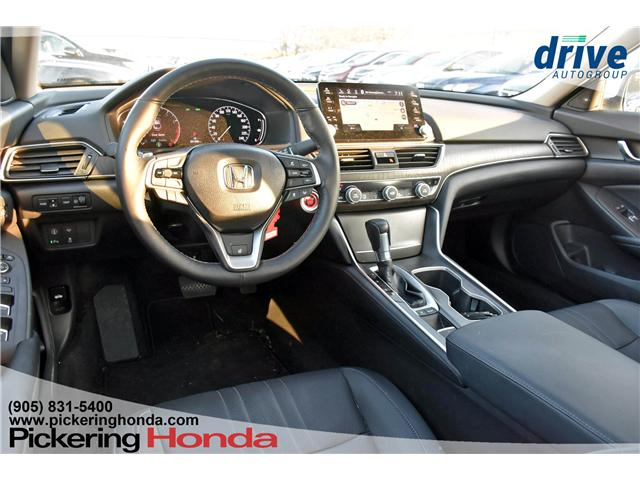 2018 Honda Accord Touring 2.0T (Stk: T740) in Pickering - Image 2 of 32