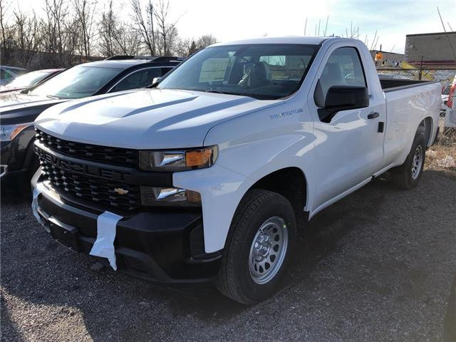 2019 Chevrolet Silverado 1500 Work Truck (Stk: 161521) in Markham - Image 1 of 5