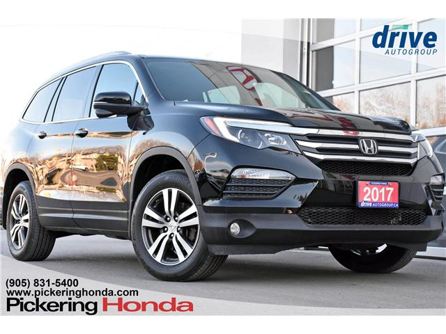 2017 Honda Pilot EX-L Navi (Stk: P4790) in Pickering - Image 1 of 38