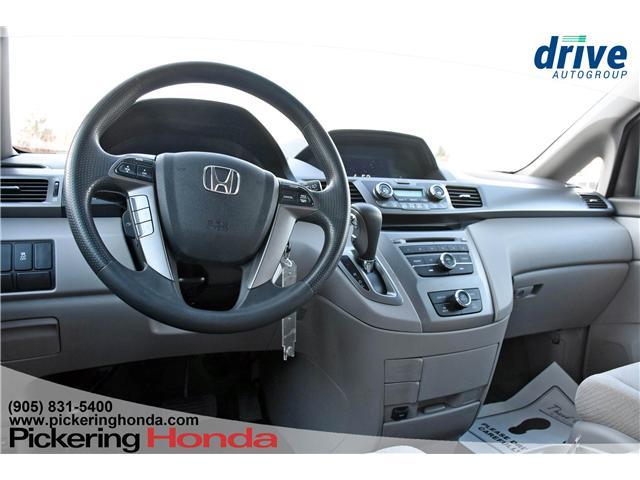 2015 Honda Odyssey SE (Stk: P4783) in Pickering - Image 2 of 28