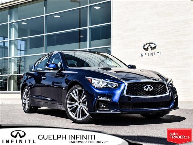 2019 Infiniti Q50  (Stk: I6926) in Guelph - Image 1 of 22