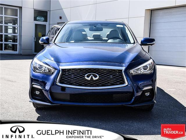 2019 Infiniti Q50  (Stk: I6926) in Guelph - Image 2 of 22