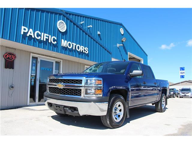 2014 Chevrolet Silverado 1500  (Stk: P9077) in Headingley - Image 1 of 22
