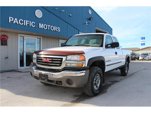 2007 GMC Sierra 2500HD  (Stk: P9086) in Headingley - Image 1 of 8