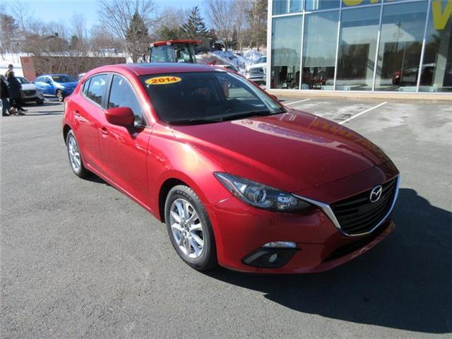 2014 Mazda Mazda3 GS-SKY (Stk: 18227A) in Hebbville - Image 2 of 12
