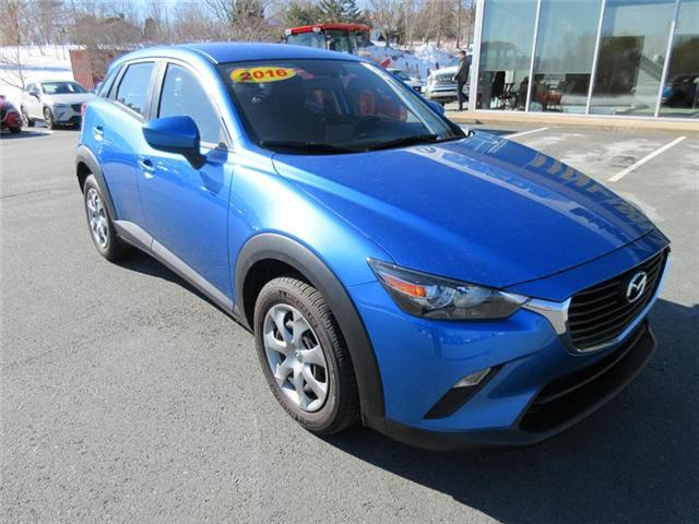 2016 Mazda CX-3 GX (Stk: 19009A) in Hebbville - Image 2 of 15