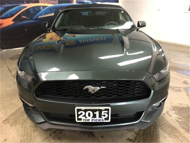 2015 Ford Mustang V6 (Stk: 378795) in NORTH BAY - Image 2 of 26