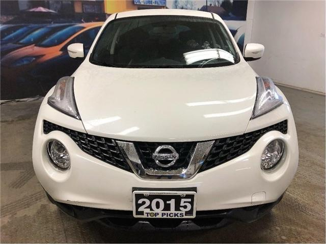 2015 Nissan Juke SV (Stk: 506287) in NORTH BAY - Image 2 of 27