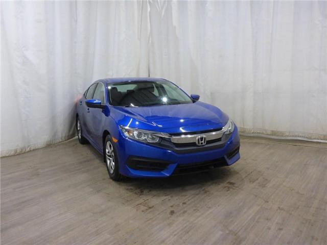 2018 Honda Civic LX (Stk: 19040324) in Calgary - Image 1 of 24