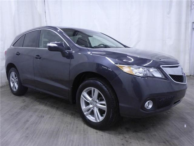2013 Acura RDX  (Stk: 19041162) in Calgary - Image 1 of 28