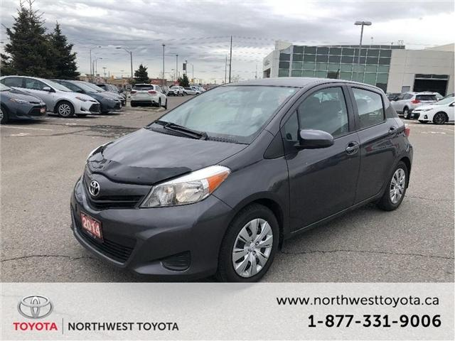 2014 Toyota Yaris LE (Stk: 014430P) in Brampton - Image 1 of 15