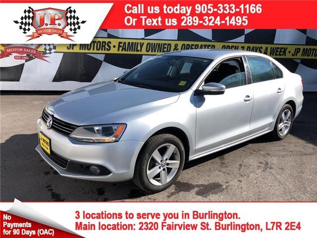 2011 Volkswagen Jetta 2.0 TDI Comfortline (Stk: 45861) in Burlington - Image 1 of 22