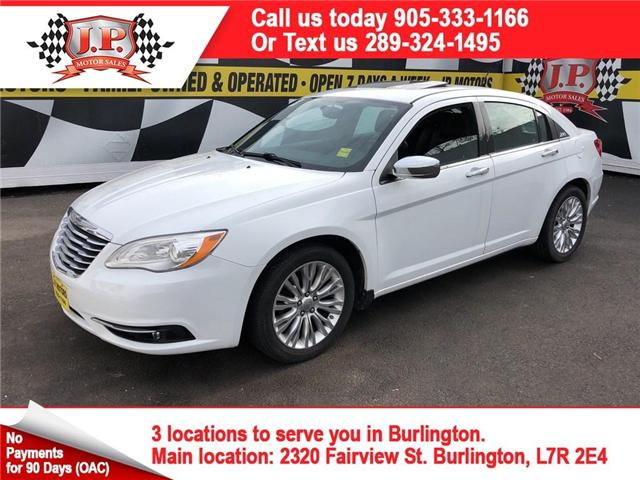 2013 Chrysler 200 Limited (Stk: 45255) in Burlington - Image 1 of 23