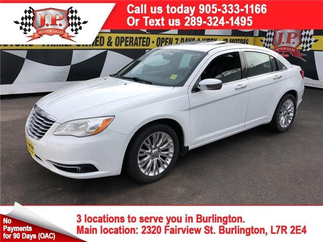 2013 Chrysler 200 Limited (Stk: 45255) in Burlington - Image 1 of 23