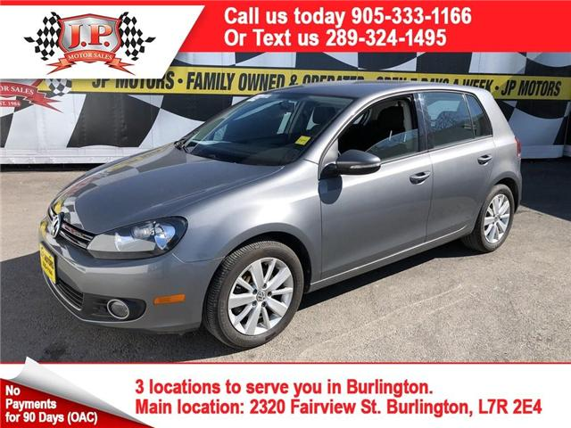 2012 Volkswagen Golf Comfortline (Stk: 46342) in Burlington - Image 1 of 22