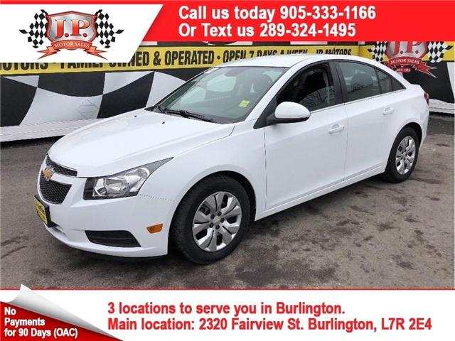 2014 Chevrolet Cruze 1LT (Stk: 46362) in Burlington - Image 1 of 21