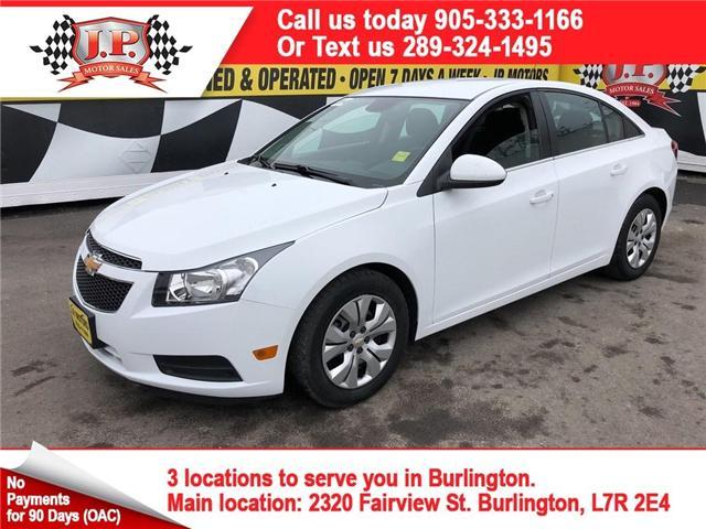 2014 Chevrolet Cruze 1LT (Stk: 46389) in Burlington - Image 1 of 21