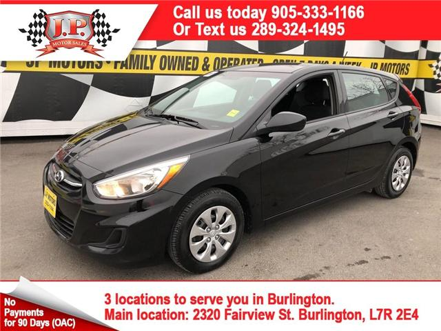 2017 Hyundai Accent LE (Stk: 46550r) in Burlington - Image 1 of 23