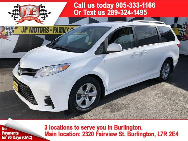 2018 Toyota Sienna LE (Stk: 46551r) in Burlington - Image 1 of 25
