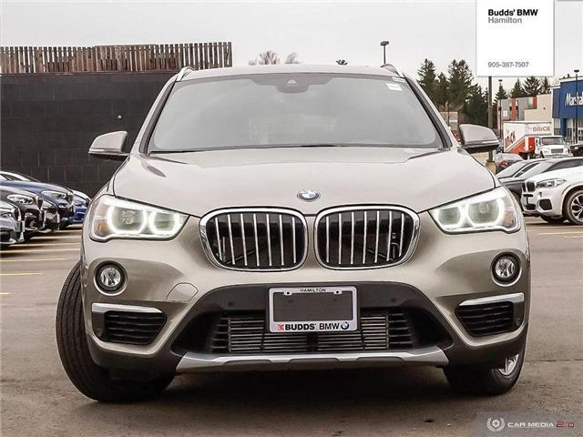 2019 BMW X1 xDrive28i (Stk: T96782) in Hamilton - Image 2 of 25