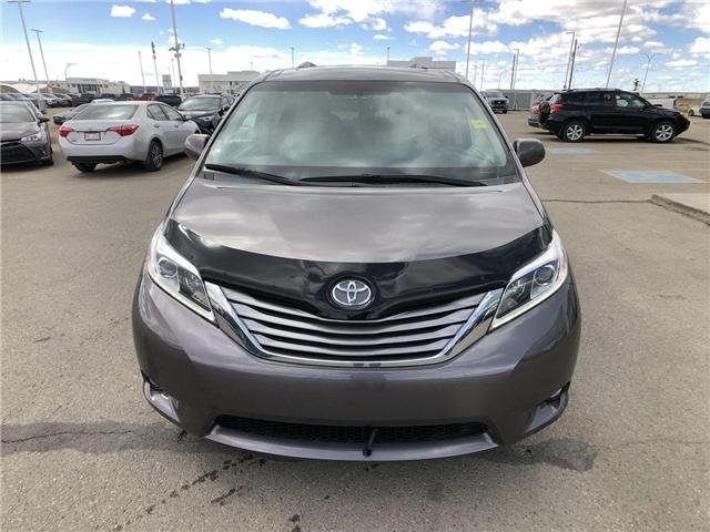 2015 Toyota Sienna  (Stk: 2900109A) in Calgary - Image 2 of 17
