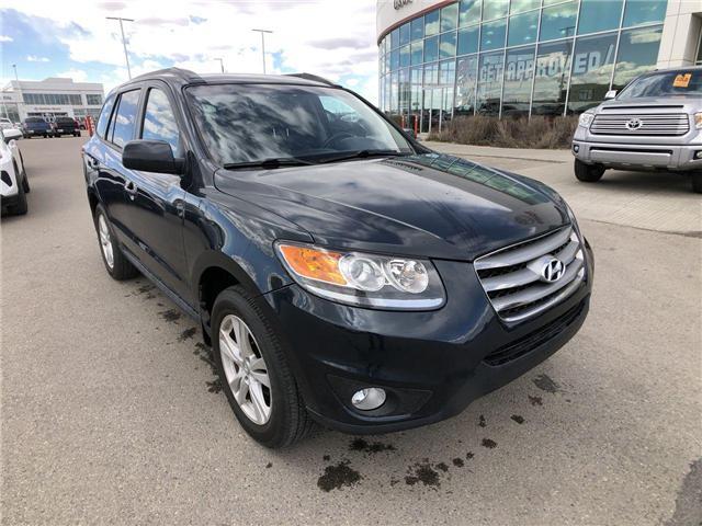 2012 Hyundai Santa Fe  (Stk: 2801640A) in Calgary - Image 1 of 14