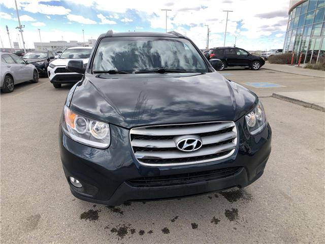 2012 Hyundai Santa Fe  (Stk: 2801640A) in Calgary - Image 2 of 14