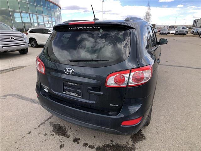 2012 Hyundai Santa Fe  (Stk: 2801640A) in Calgary - Image 5 of 14