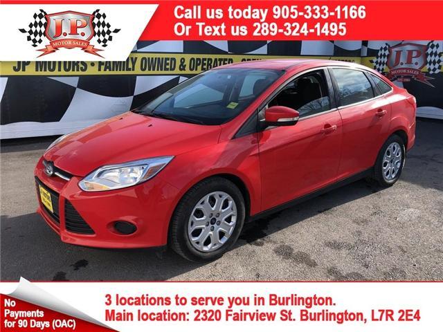 2013 Ford Focus SE (Stk: 45364B) in Burlington - Image 1 of 23