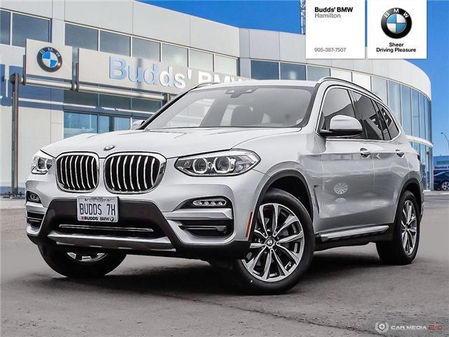 2019 BMW X3 xDrive30i (Stk: T94870) in Hamilton - Image 1 of 25