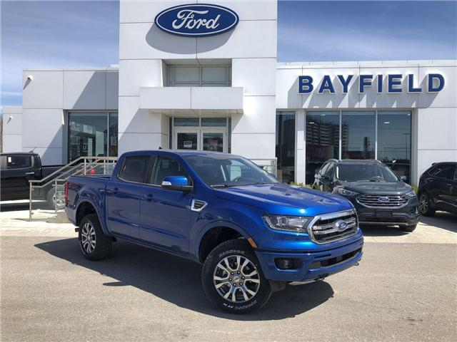 2019 Ford Ranger Lariat (Stk: RG19452) in Barrie - Image 1 of 28