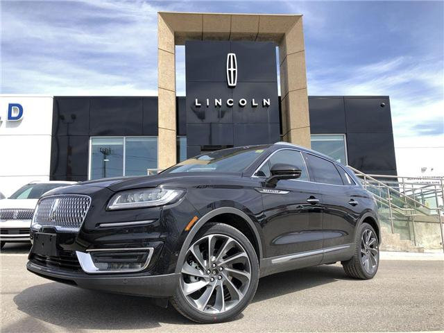 2019 Lincoln Nautilus Reserve (Stk: NT19470) in Barrie - Image 1 of 30